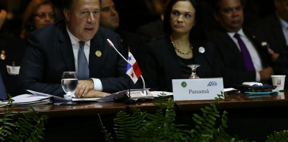 Cumbre de SICA concluye hoy con la reunión de los jefes de Estado y Gobierno