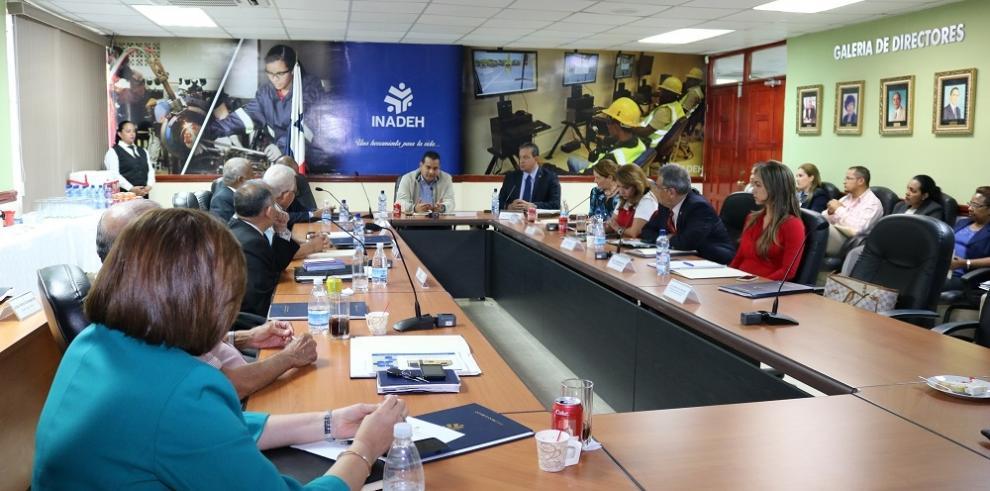 Se aprueba compra de equipos modernos para el Inadeh, valorados en 2.6 millones