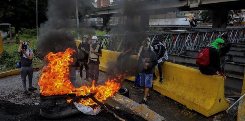 Sociedad civil pide diálogo y cese de violencia en Venezuela