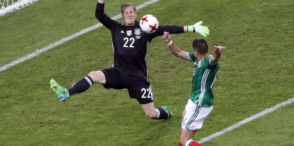 Alemania jugará la final con Chile