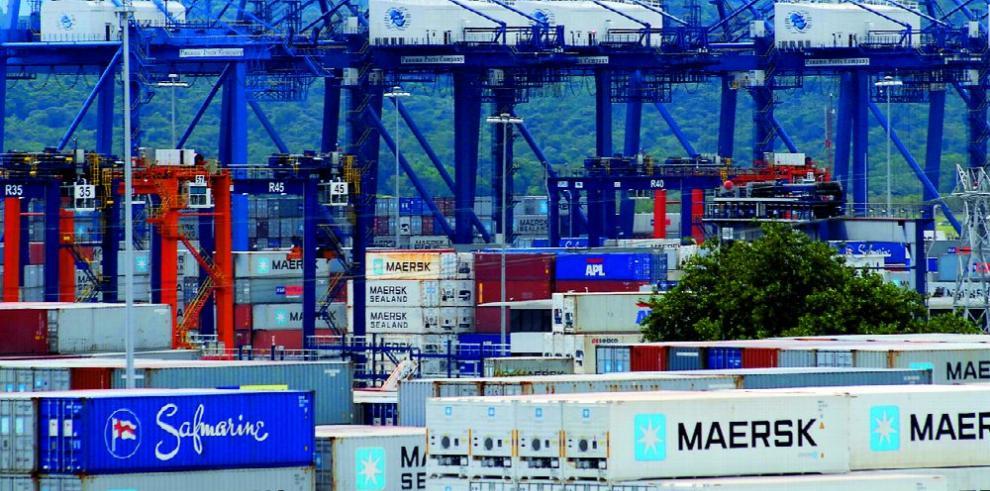 Actividad económica de los puertos crece 16.4% hasta febrero