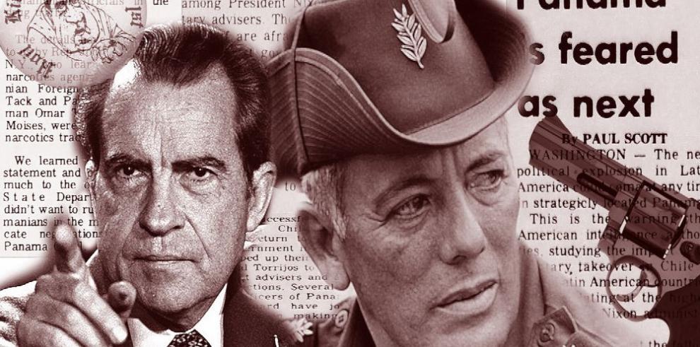 Un plan para asesinar al general Omar Torrijos