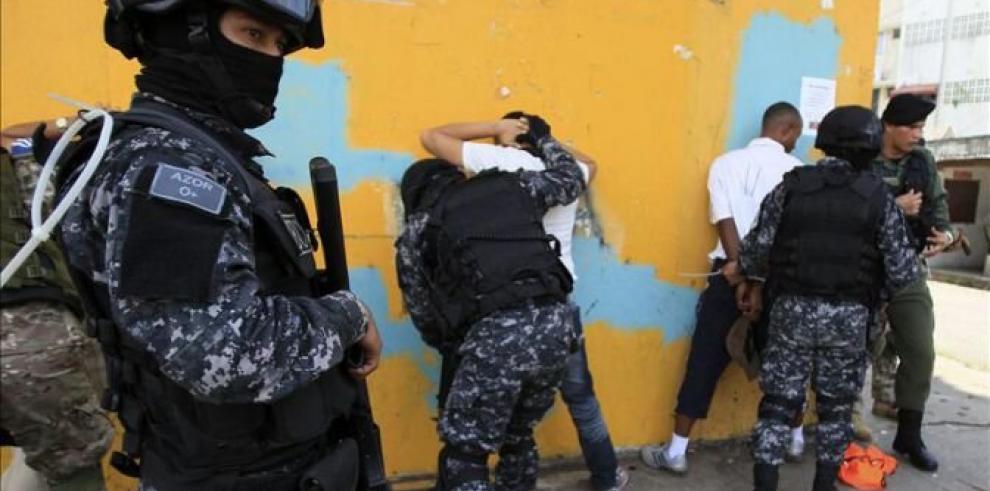 Detienen a cuatro sospechosos del asesinato de Amilcar Henriquez