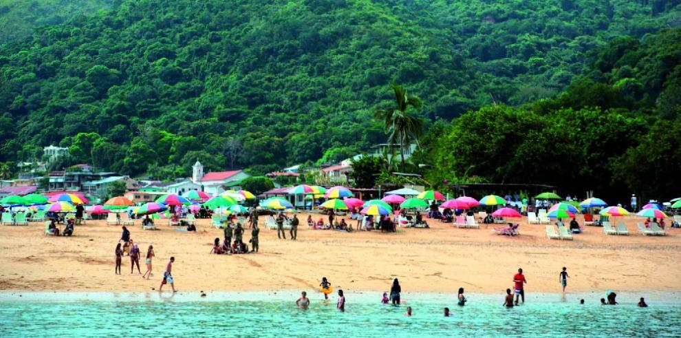 Panameños prefirieron usar la vía marítima durante Semana santa