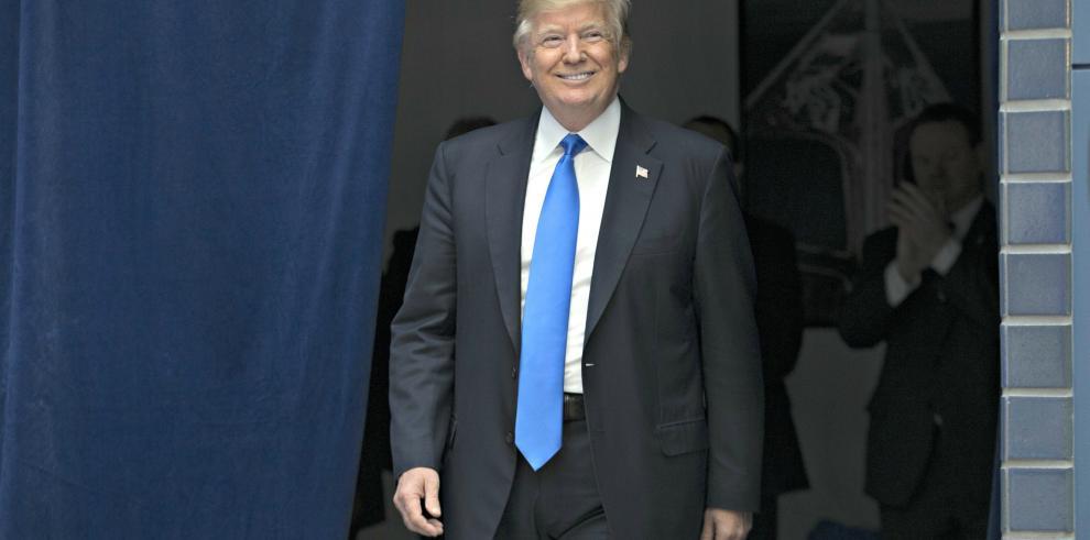 Trump viajará a Polonia en julio antes de la cumbre del G20 en Alemania