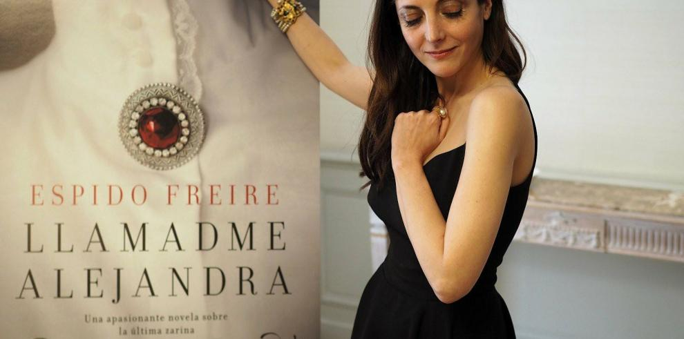 Espido Freire: Ahora solo interesan las protagonistas luchadoras y fuertes