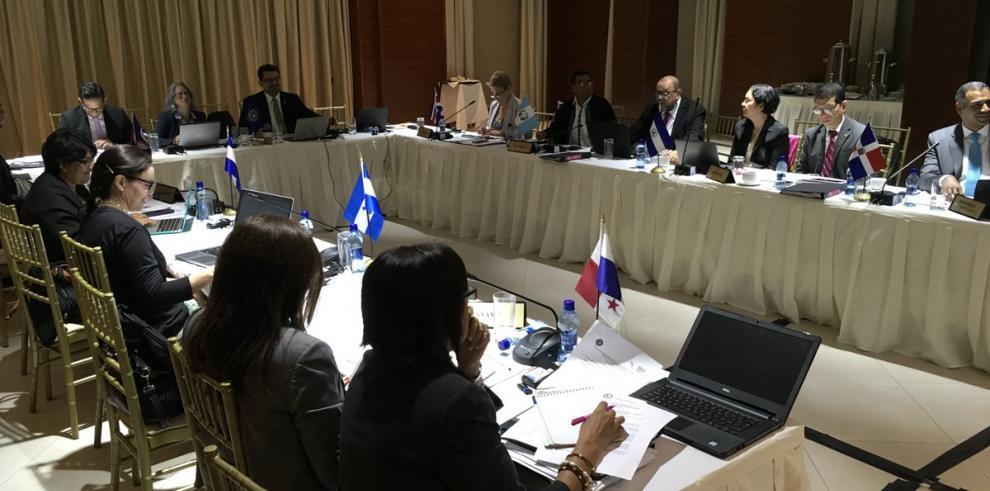 SICA analiza en Panamá proyecto unificación centroamericana de fronteras