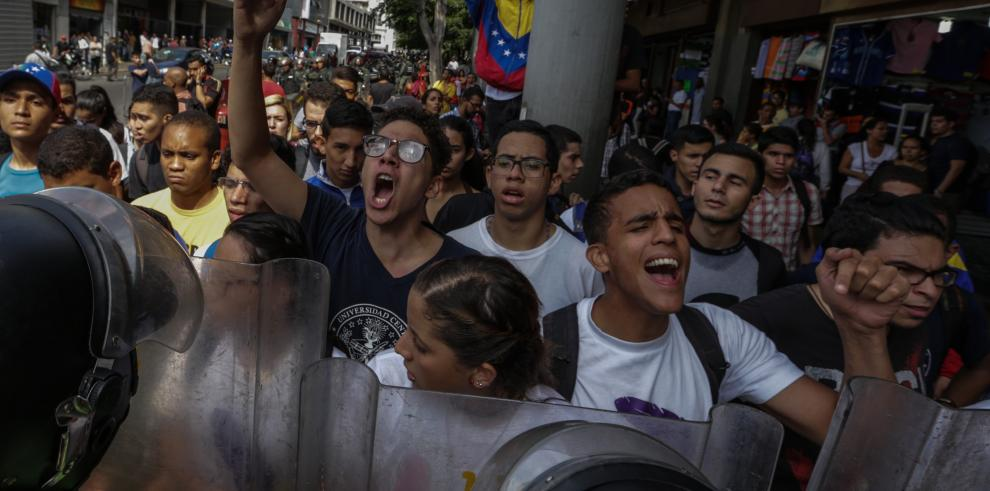 La SIP rechaza actos de violencia contra la prensa en Venezuela