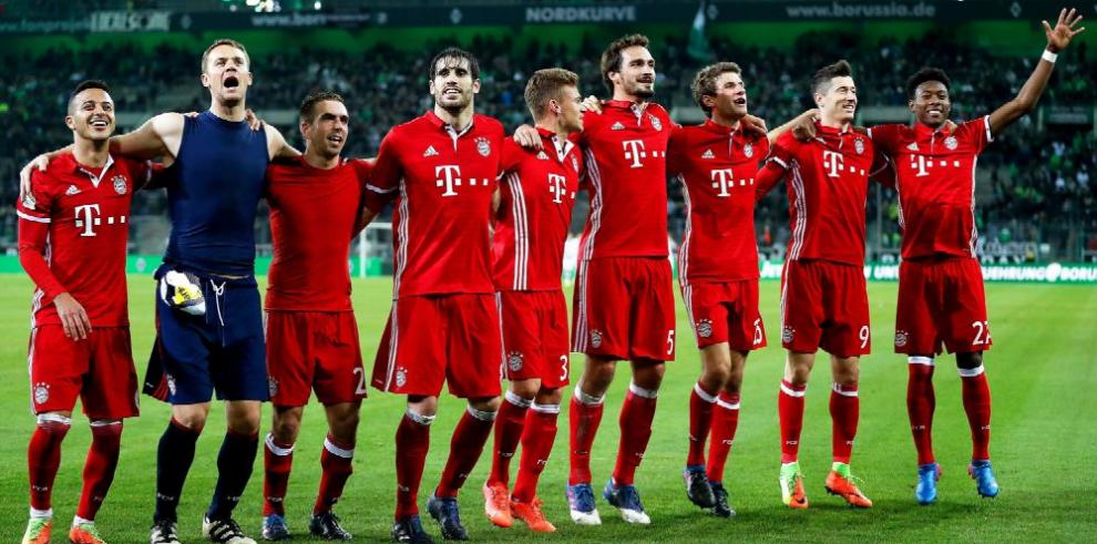 Bayern recibe al modesto Augsburgo
