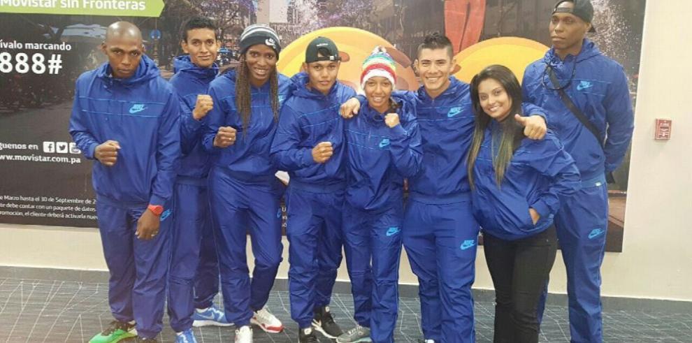 Boxeadores van a tope en Grand Caymán