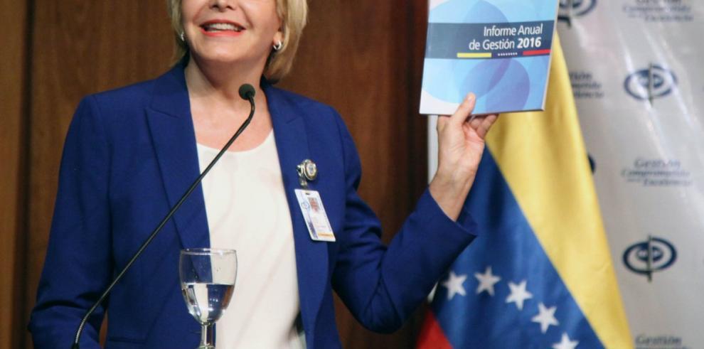 Procuradora venezolana alerta de