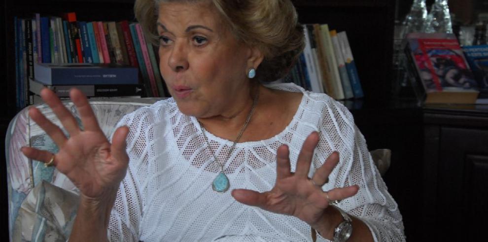 'La sociedad panameña está en falta con las mujeres'
