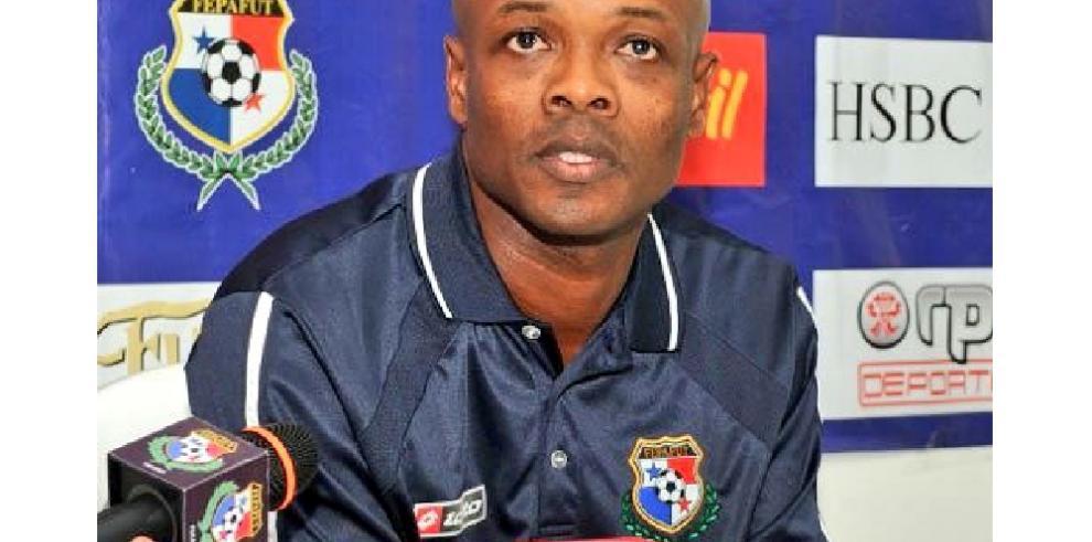 Jorge Dely Valdés a cargo de la selección Sub 15 de Panamá