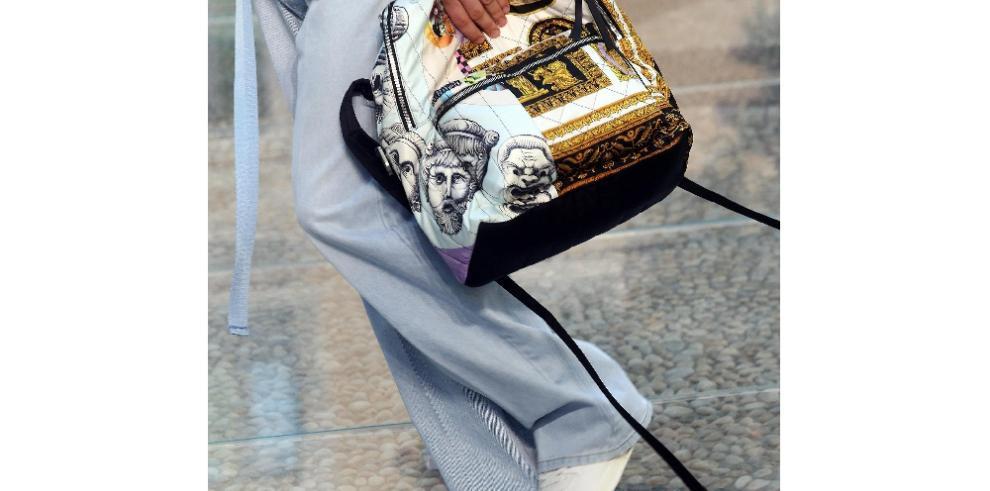 Versace mostró nueva apuesta deportiva en Milán