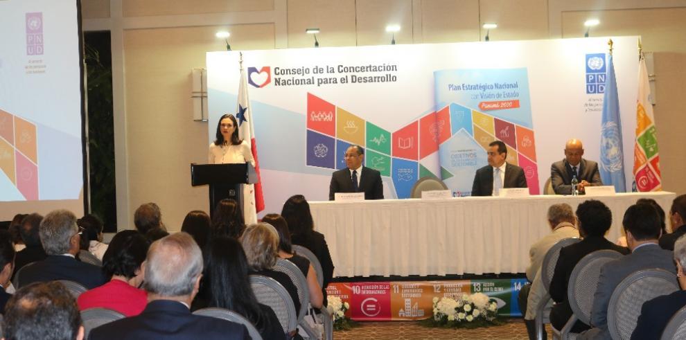 Lanzan oficialmente Plan Estratégico Nacional con Visión de Estado Panamá 2030