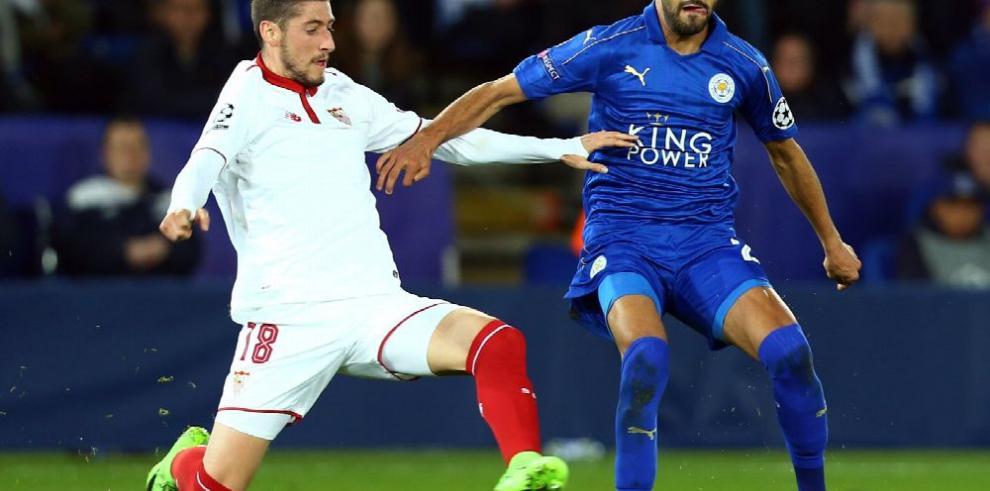 Leicester cumple y la 'Juve' avanza