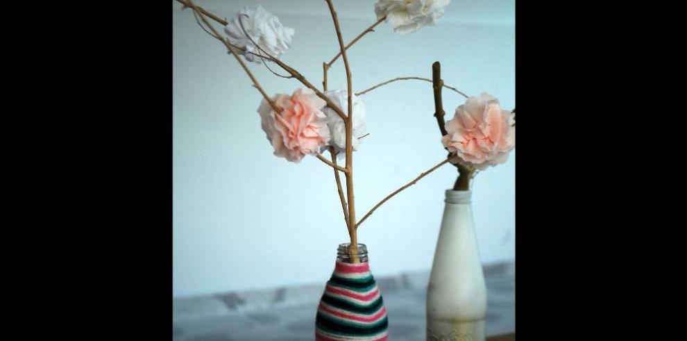 Reutilizar, decorar y divertirse