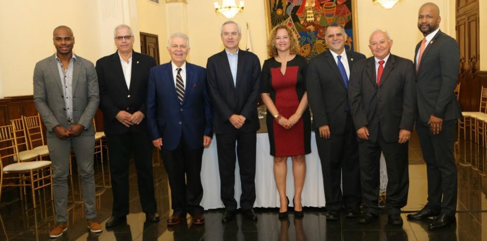 Exitosa primera reunión del Comité Organizador de Juegos de 2022