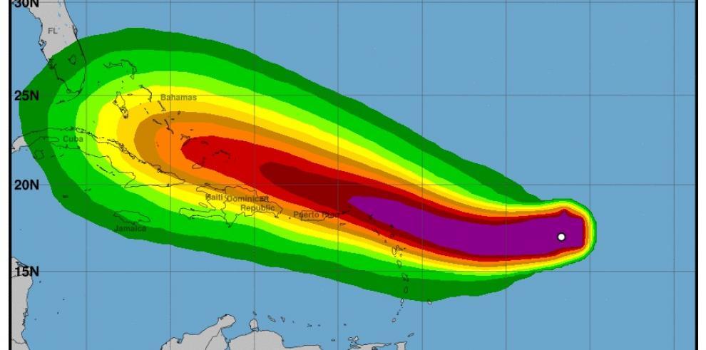 República Dominicana emite alerta meteorológica por evolución de Irma