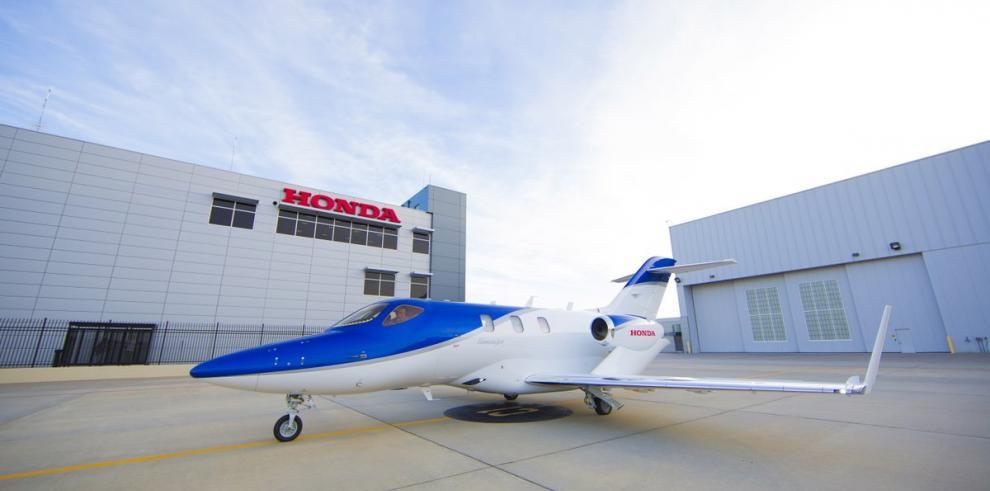 Honda instalará en Panamá centro de mantenimiento aeronáutico