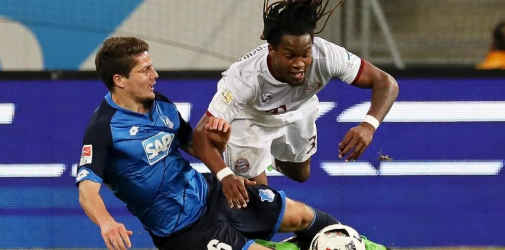 Hoffenheim detiene al Bayern Múnich