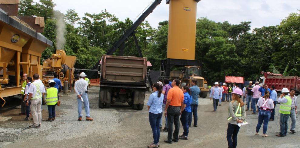 SPIA participa en gira de inspección en carreteras