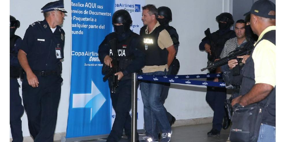 West Valdés ya está en Panamá