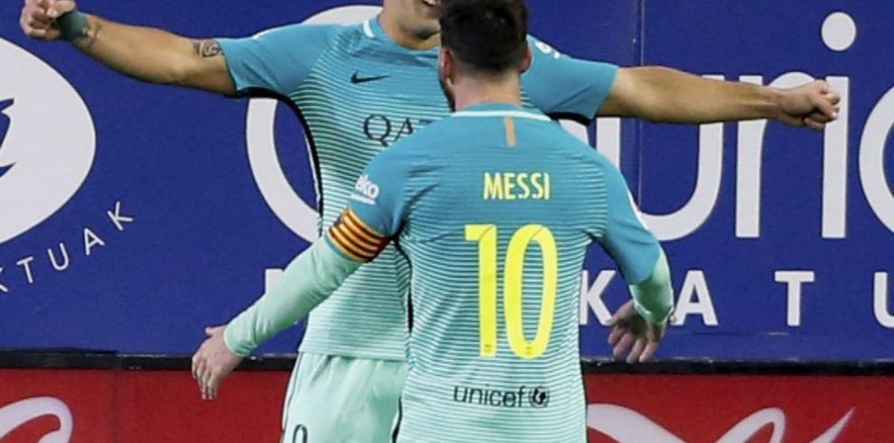 Barcelona, el equipo con más anotaciones