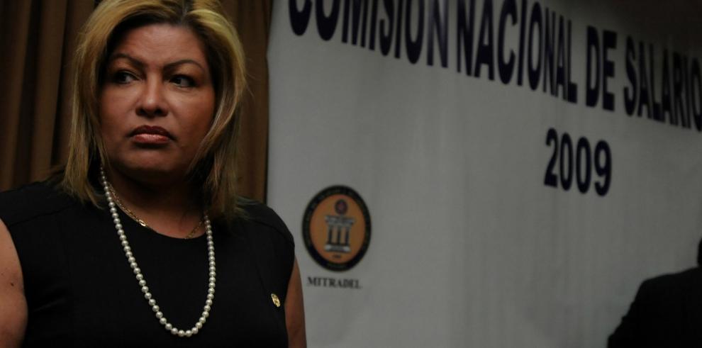Ministerio Público ordena cautelar cuentas bancarias de Alma Cortés