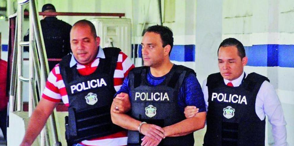 Pleno de la Corte decreta legal la detención deRoberto Borge