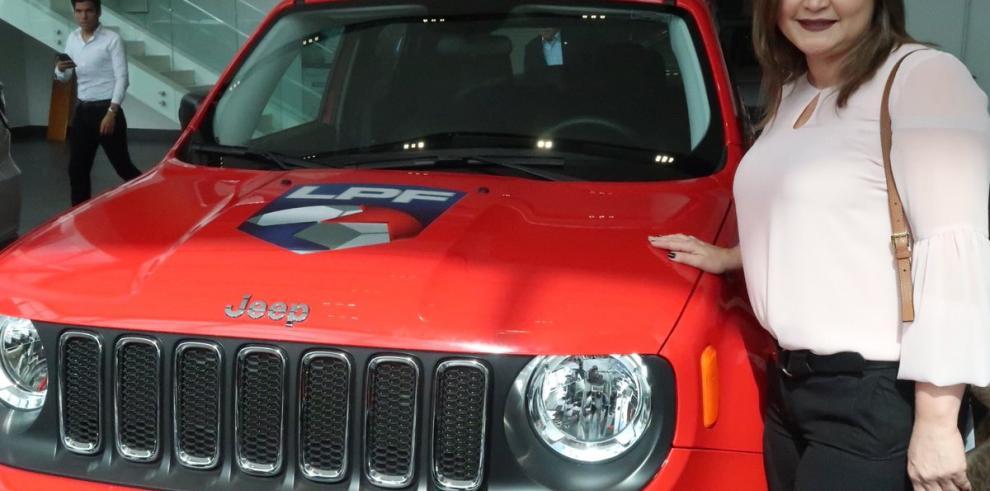 Fepafut alega que rifa de Jeep se realizó con transparencia