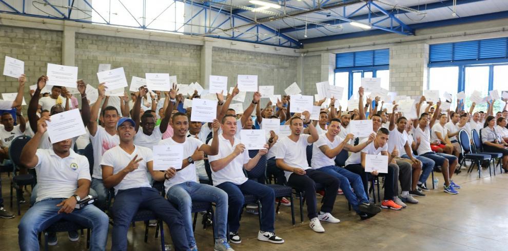 Inadeh certificó a 5 mil 349 privados de libertad hasta el mes de noviembre