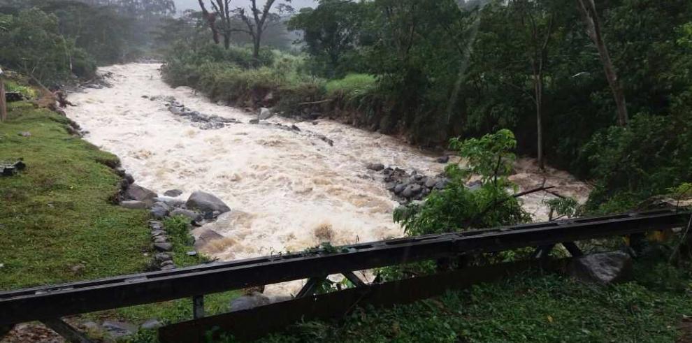 MOP vigilarácomportamiento de ríos en Boquete
