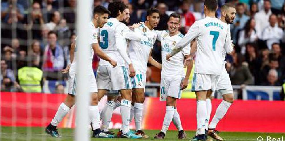 El Real Madrid no ha podido superar al PSG en eliminatorias europeas