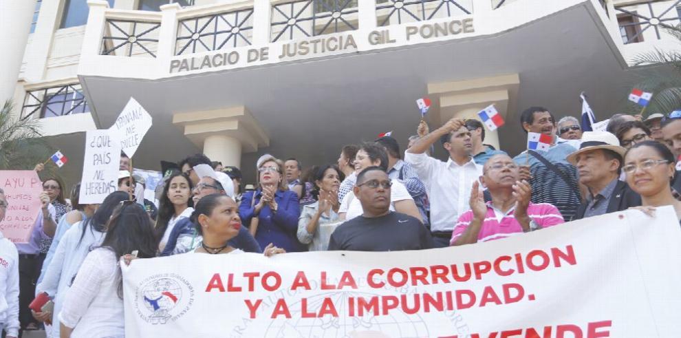 'Nuevos magistrados deben honrar el cargo', CCIAP