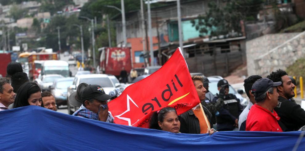 Acusan a cinco diputados hondureños por malversación de caudales públicos