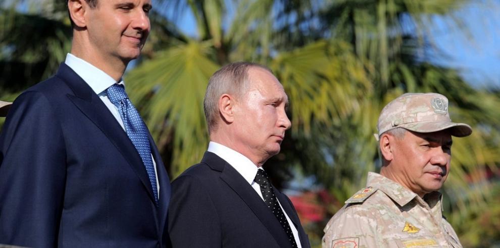 Putin ordena retirada