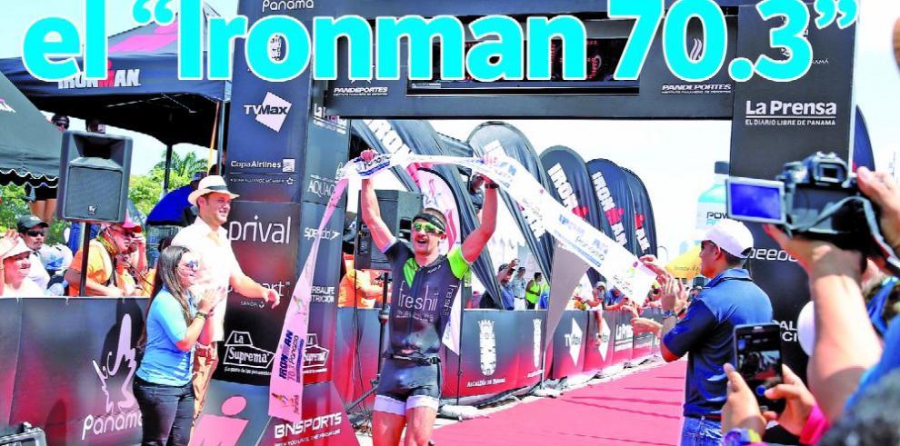 La verdad sobre el 'Ironman 70.3'