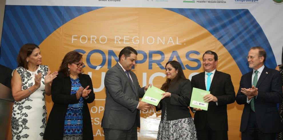 Lanzan política nacional para fomento de 'mipymes' en Panamá