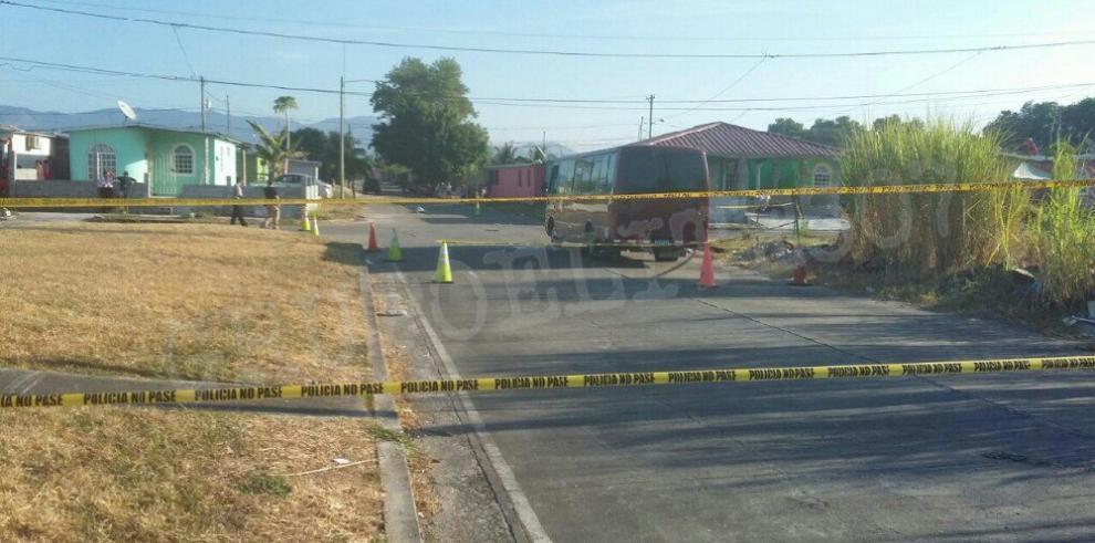 Asaltante muere tras robar a pasajeros de busito en Pacora