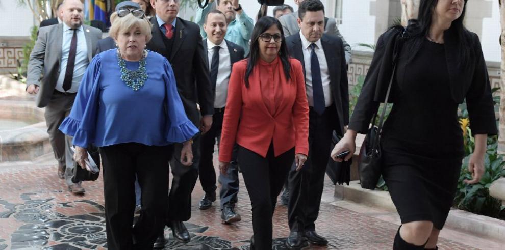 OEA sesiona sobre Venezuela con antesala de acusaciones