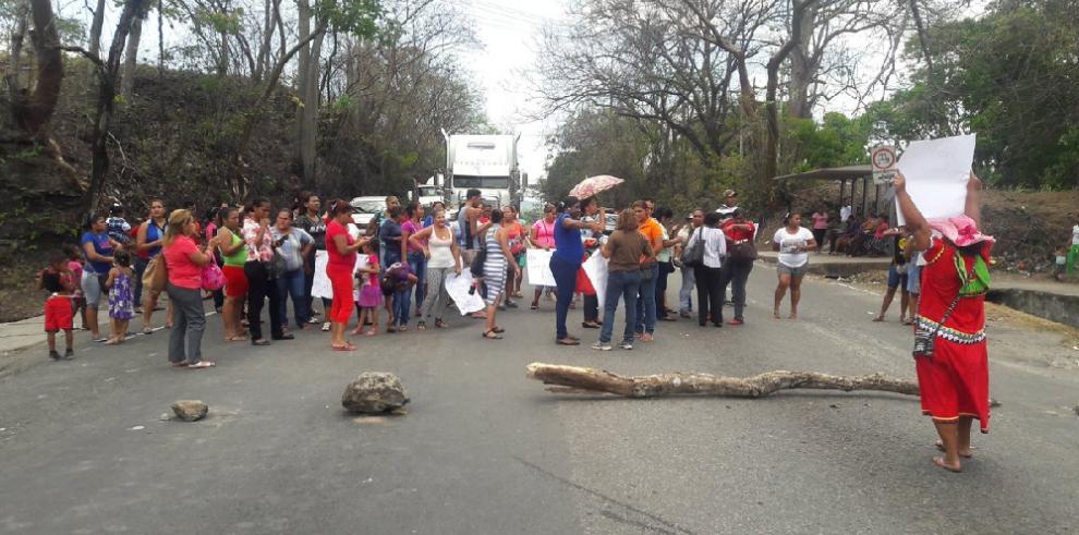 Martes de protesta en Panamá