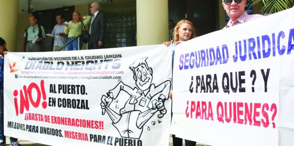 Empresarios piden aclarar dudas en licitación de Corozal