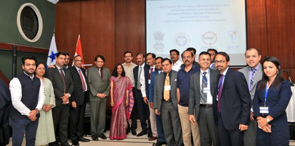 India proyecta a Panamá como hub de distribución de servicios y equipo médico