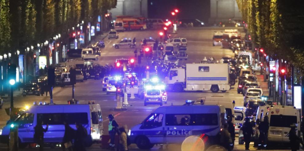 Estado Islámico se adjudica atentado en París