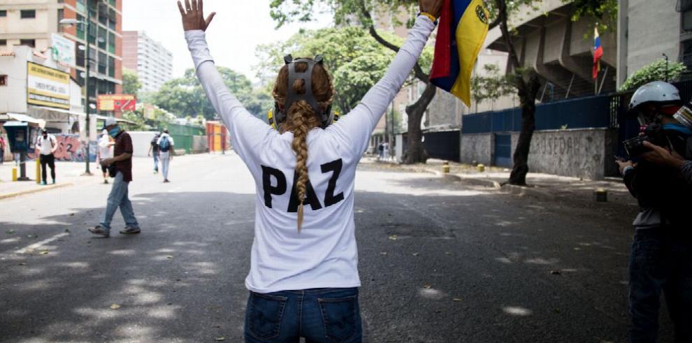 Protestas en Venezuela dejan dos muertos y centenares de heridos