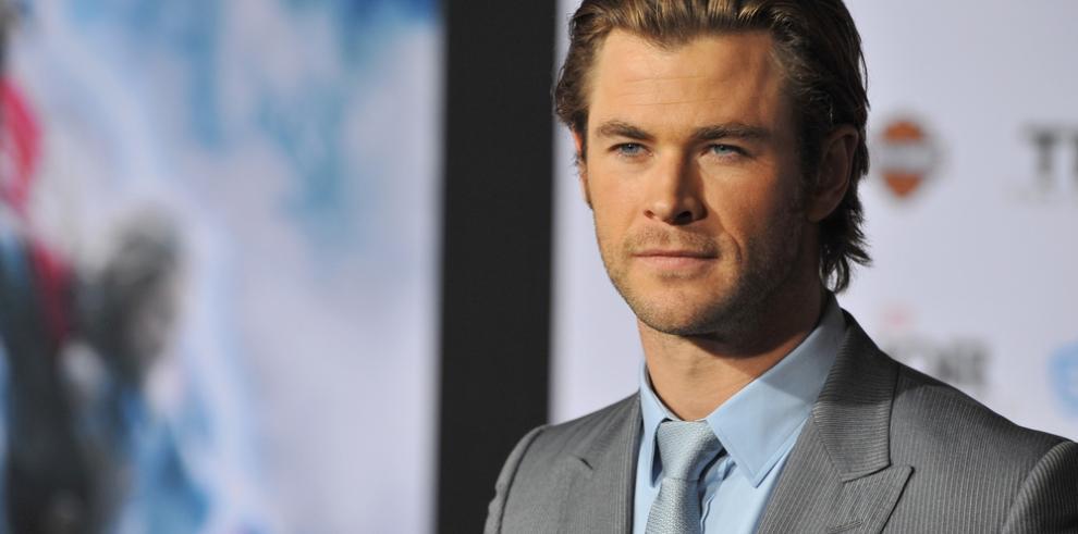 Chris Hemsworth aprende dos palabras de español al año