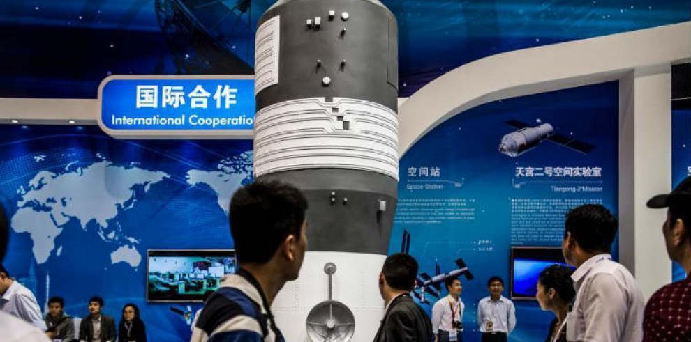 China lanza su primera nave espacial de carga