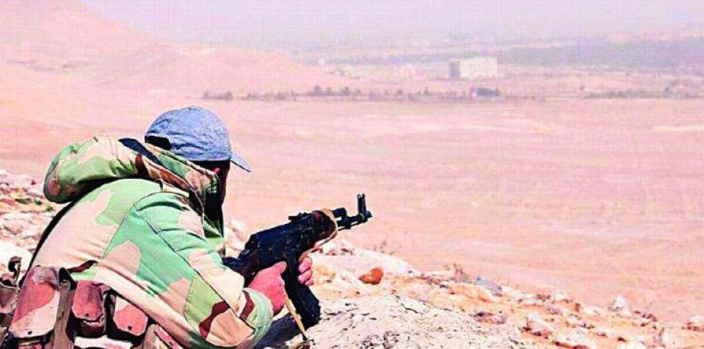 Milicias chiíes matan a más de 350 yihadistas en 40 días de combate