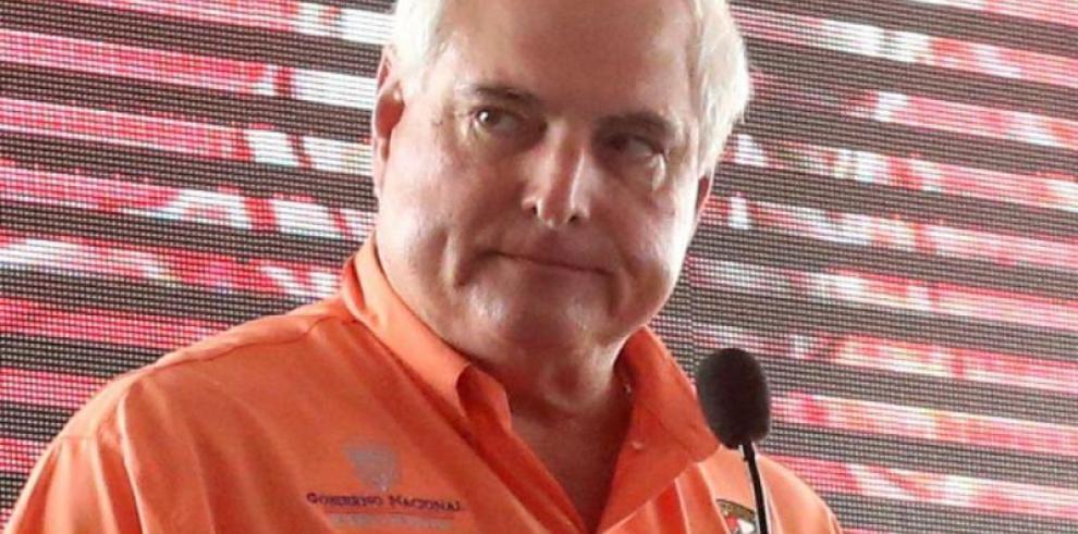 Martinelli desiste de traslado de cárcel